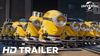 Meu Malvado Favorito 3 - Trailer Oficial 3 (Universal Pictures) HD