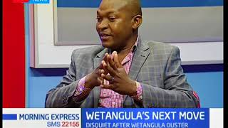 Wetangula's next move: Raila Odinga's futile attempts to save Moses Wetangula after ouster