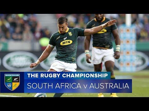 HIGHLIGHTS: 2018 TRC Rd 5: South Africa v Australia