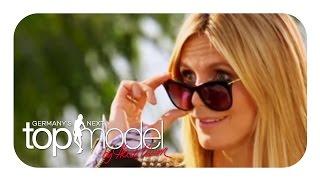Höschenblitzer mit Folgen | Germany's next Topmodel Highlights | ProSieben