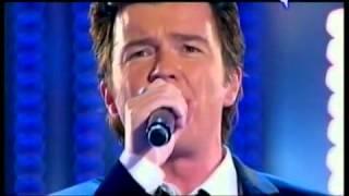 Rick Astley- Together Forever - Live  2010 (dance)