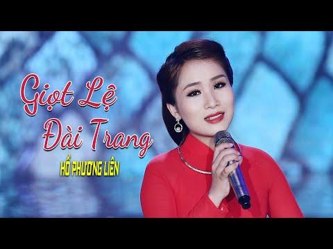 Giọt Lệ Đài Trang Hồ Phương Liên Á Quân Thần Tượng Bolero 2017 MV Official