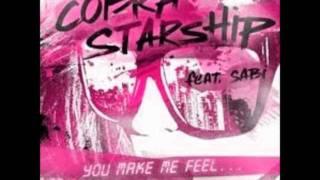 Cobra Starship -You Make Me Feel ft Sabi lyrics