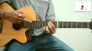 Arnob-She je boshe ache guitar lesson easy (www.tamsguitar.com)