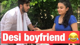 Desi vs city boyfriend-vine-Elvish yadav