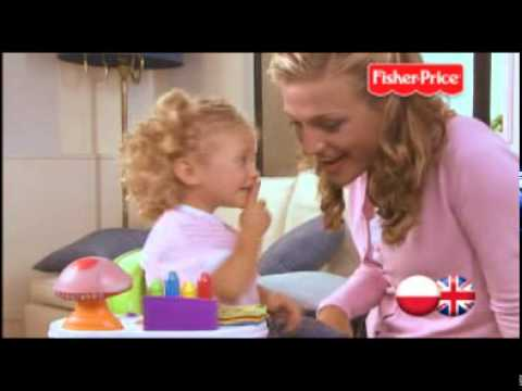 Fisher-Price - Laugh and learn