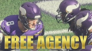 2018 NFL Free Agency Begins! - Kirk Cousins to Vikings, Jordy Nelson Released and Much More!