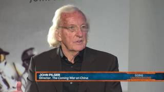 """John Pilger special on his documentary """"The Coming War on China"""""""