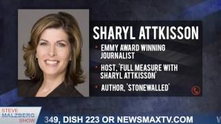 Malzberg | Attkisson: I Saw Ex-Media Bureau Chief Urge Journalists To Defeat Trump