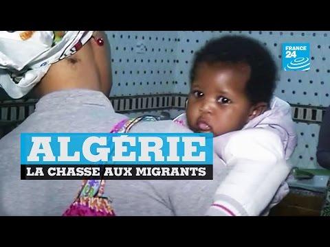 Xxx Mp4 ALGÉRIE Chasse Aux Migrants à Alger 3gp Sex