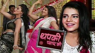 Shraddha & Thapki Dance On Prem Ratan Dhan Payo | Thapki Pyaar Ki | 08th Jan 2016