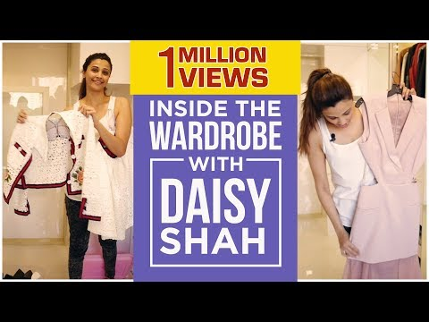 Inside the wardrobe with Daisy Shah | S01E03 | Pinkvilla | Bollywood | Lifestyle