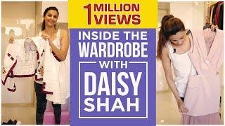 Inside the wardrobe with Daisy Shah | S01E03 | Pinkvilla | Bollywood | Lifestyle