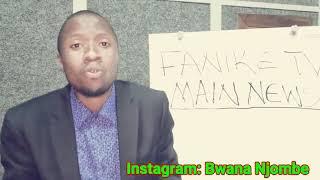 Newcaster Bwana Njombe