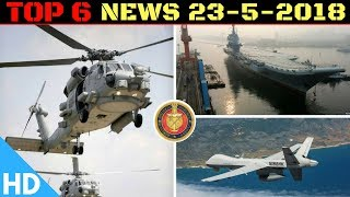 Indian Defence Updates : INS Vikrant Sea Trials,24 MH-60 Helicopters,Artificial Intelligence