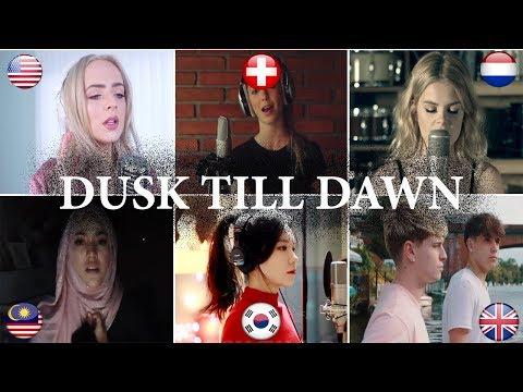 Xxx Mp4 Who Is Better ZAYN Dusk Till Dawn Ft Sia Covers Malaysia Netherlands USA UK Swiss S Korea 3gp Sex