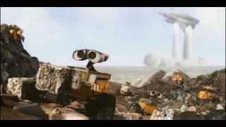 BNL company in WALL-E