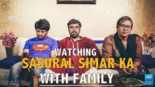 Watching Daily soaps with Family | Sasural Simar ka copies Game of Thrones season 6 trailer (ODF)