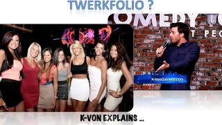 "Kvon Standup - ""Twerkfolio"" (FOX)"