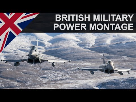 British Military Power | Defenders of the Falklands | HD