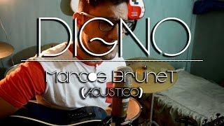 Digno - Marcos Brunet (Cover Acustico por Martin Palacio)
