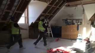 Screwfix - Unbelievable Work Site Stunts