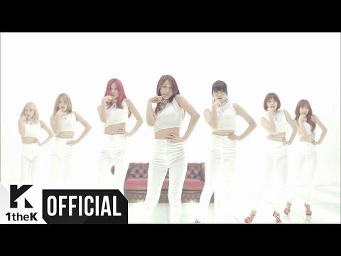 [MV] AOA  _ Confused(흔들려)