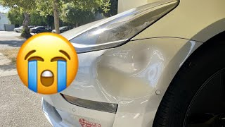 Tesla Model 3 Accident, Repair Time, And Myths Busted!