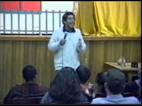 Conferencia inédita de Jaime Garzón en la U. de Caldas 1996
