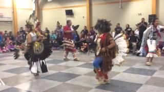 switch dance at lac Simon pow wow 2014