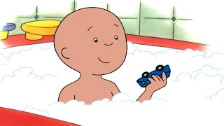 Funny Animated Cartoons for Kids | Caillou | Full Episode Compilation | 1 Hour | Cartoons for Kids