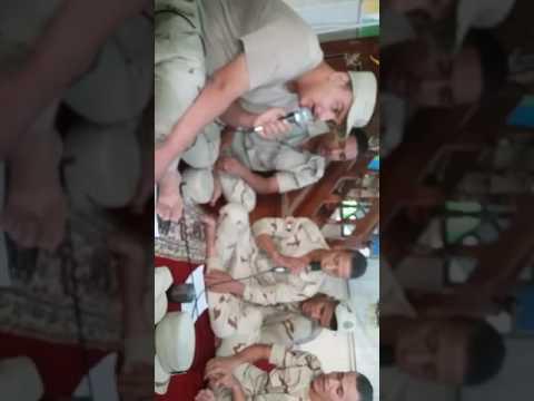صلاة عيد الأضحي من مسجد القوات المسلحه