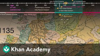 Overview of the Middle Ages   World History   Khan Academy