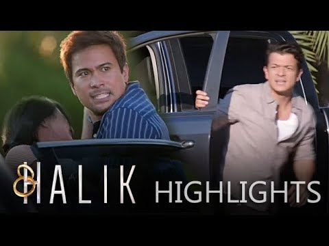 Lino catches Ace hurting Jade | Halik