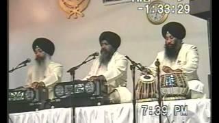 Kaale Likh Na Lekh ( Baba Fareed Jee ) Bhai Nirmal Singh Khalsa In Philadelphia U.S.A.