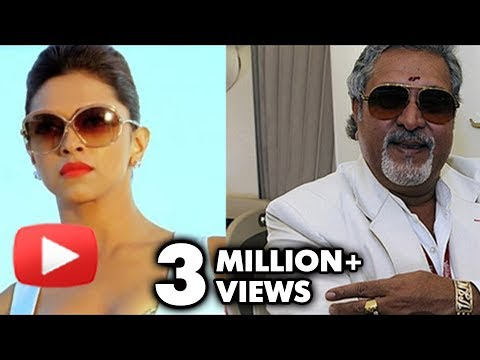 Deepika Padukone's Connection With Vijay Mallya