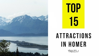 Top 15. Best Tourist Attractions in Homer - Alaska