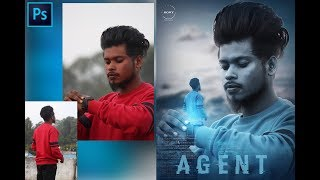 Photoshop Manipulation Tutorial How To Make 3d Visual Effect   // Easy By //  Sony Jackson
