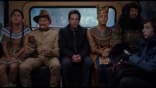 Night at the Museum 3 | official trailer US (2014) Robin Williams Ben Stiller
