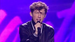 Guest performance Troye Sivan - YOUTH | Liveshow | The Voice van Vlaanderen | VTM