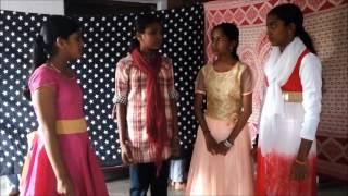Rosa Parks Sat Still By 8A Students BHSS Kalady
