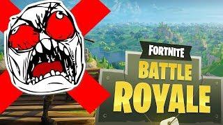 HOW TO NOT RAGE IN FORTNITE! (Fortnite Battle Royale Tips & Tricks)