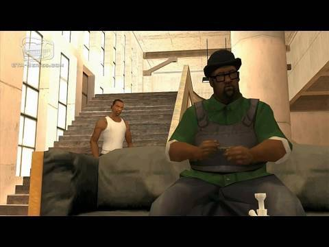 GTA San Andreas Ending Final Mission End Of The Line HD