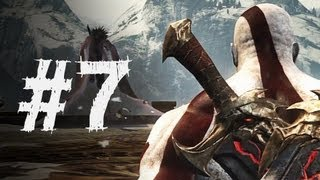 God of War Ascension Gameplay Walkthrough Part 7 - Ice Caverns