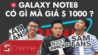#BMML - Livestream trước SỰ KIỆN NOTE 8: Giá 1000 $ có mua không?