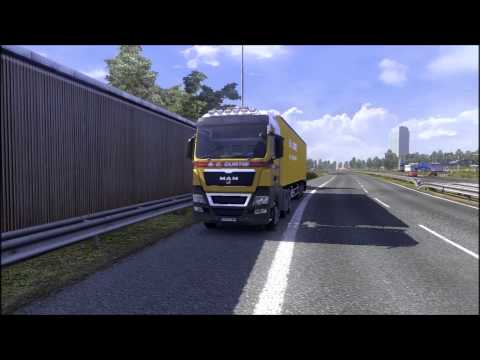 R.C. Curtis ETS2 Preview