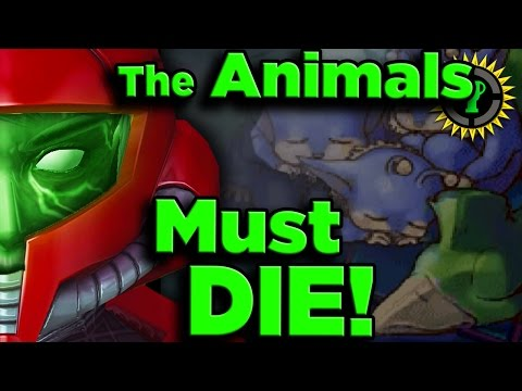 Game Theory Exposing Metroid s HIDDEN Threat Super Metroid