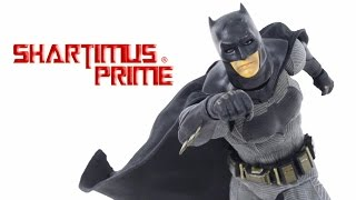 MAFEX Batman v Superman Dawn of Justice Batman Movie 6 Inch Medicom Toy Action Figure Re