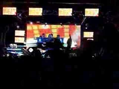 SUPER POP Aparelhagem no 1° DVD AVIÕES ELÉTRICO parte2