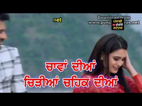 Tu milea by prabh Gill New Punjabi song WhatsApp status video by SS aman